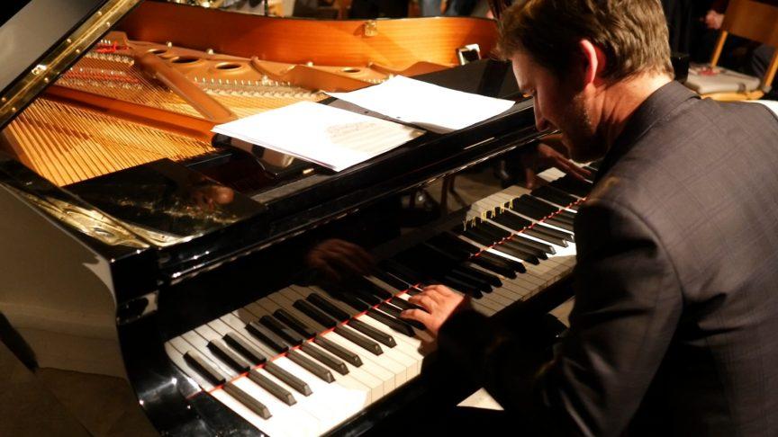 Jazz ensamble video