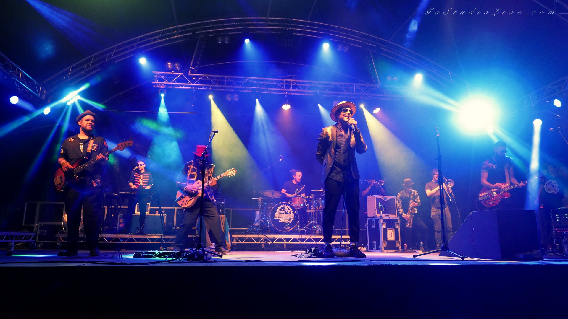 the dualers ska reggae